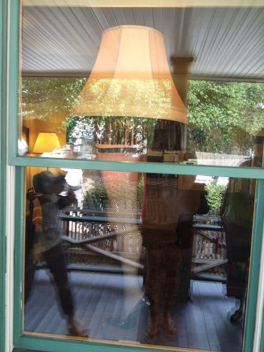 Leg Lamp A Christmas Story House Cleveland Ohio
