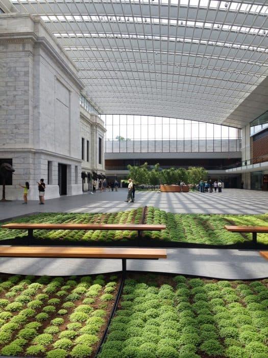 Atrium Cleveland Museum of Art