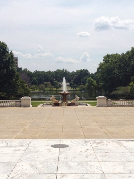 Wade Park Cleveland Museum of Art