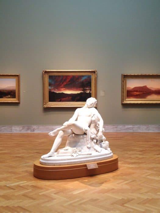 Sculpture Cleveland Museum of Art
