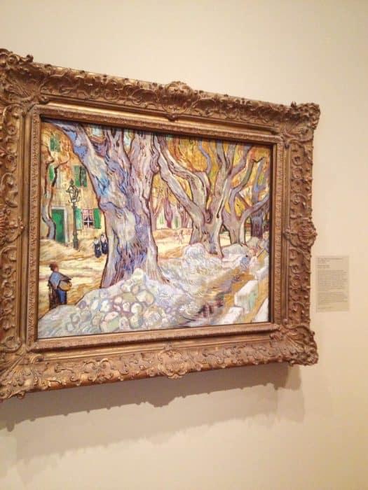 Van Gogh Cleveland Museum of Art