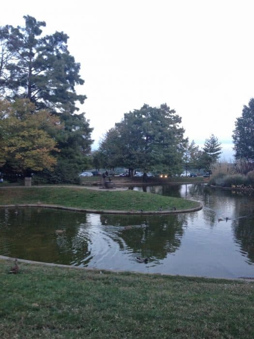 Segway of Cincinnati Eden Park Segway Tour