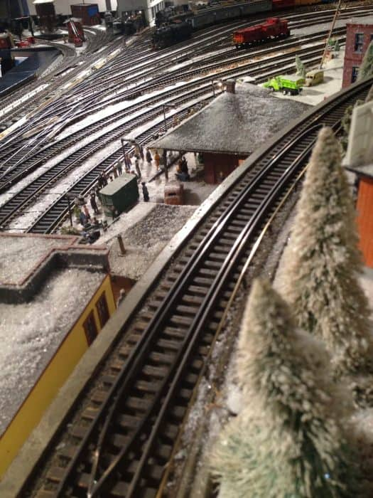 Holiday Junction featuring Duke Energy Trains  at the Cincinnati Museum Center
