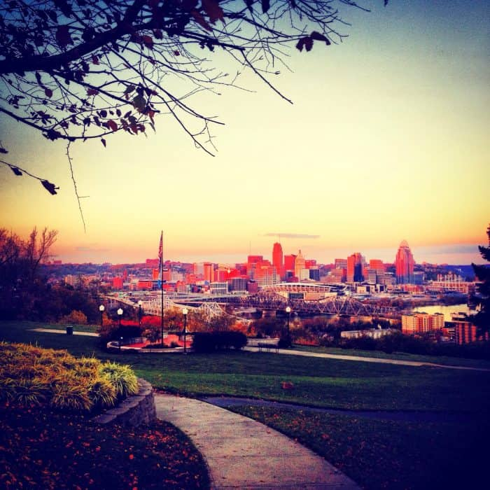 Devou Park Covington Kentucky