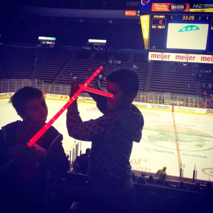Cincinnati Cyclones hockey