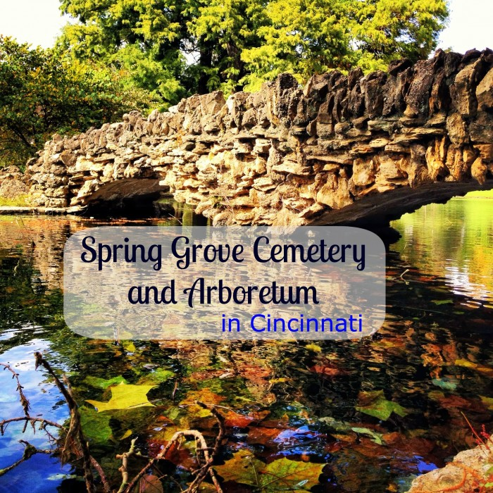 Spring Grove Cemetery and Arboretum in Cincinnati