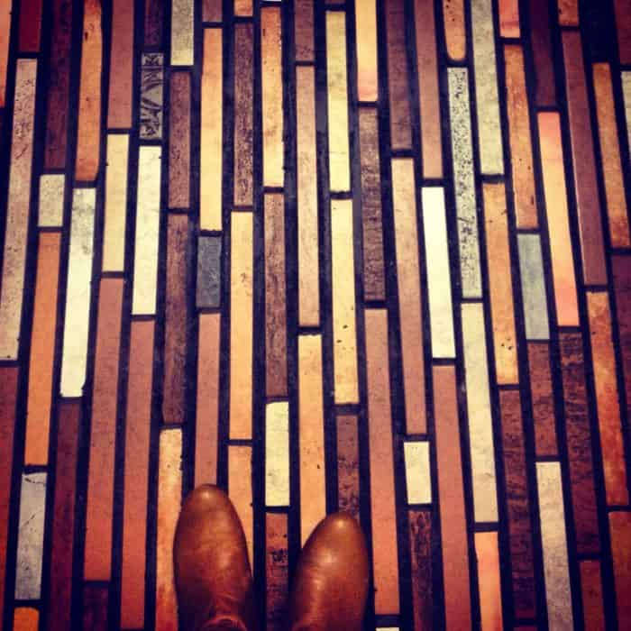 floor at Venice on Vine