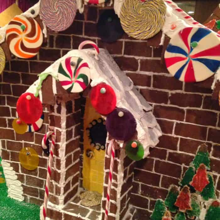 Gingerbread House Christmas At The Galt House Louisville, Kentucky