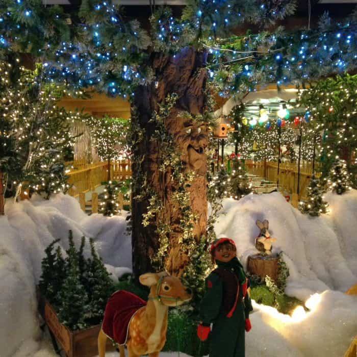 Christmas at the Galt House Louisville, Kentucky