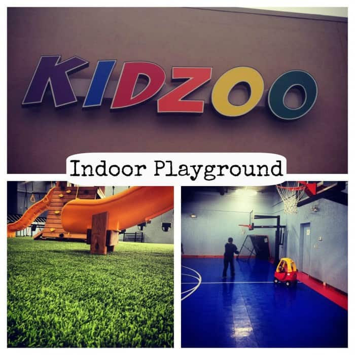 KIDZOO indoor playground
