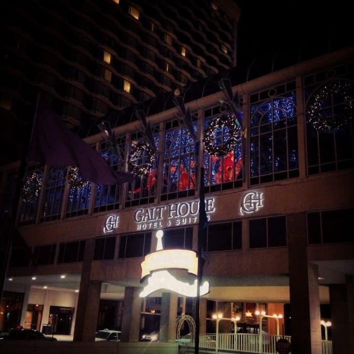 Christmas Tree Inn Tn: Christmas At The Galt House
