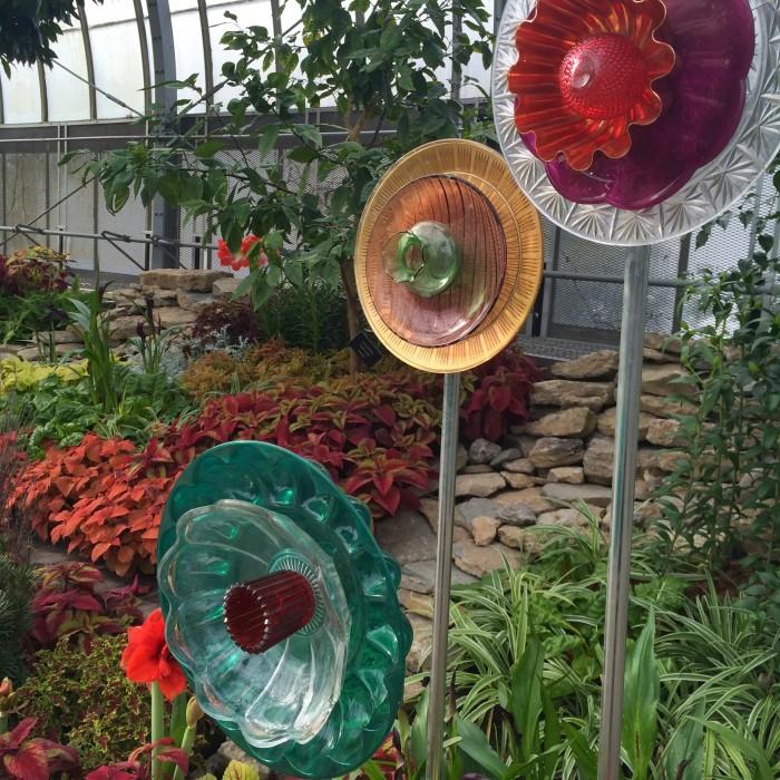 Krohn Conservatory Avant Garden Spring Show Cincinnati Ohio