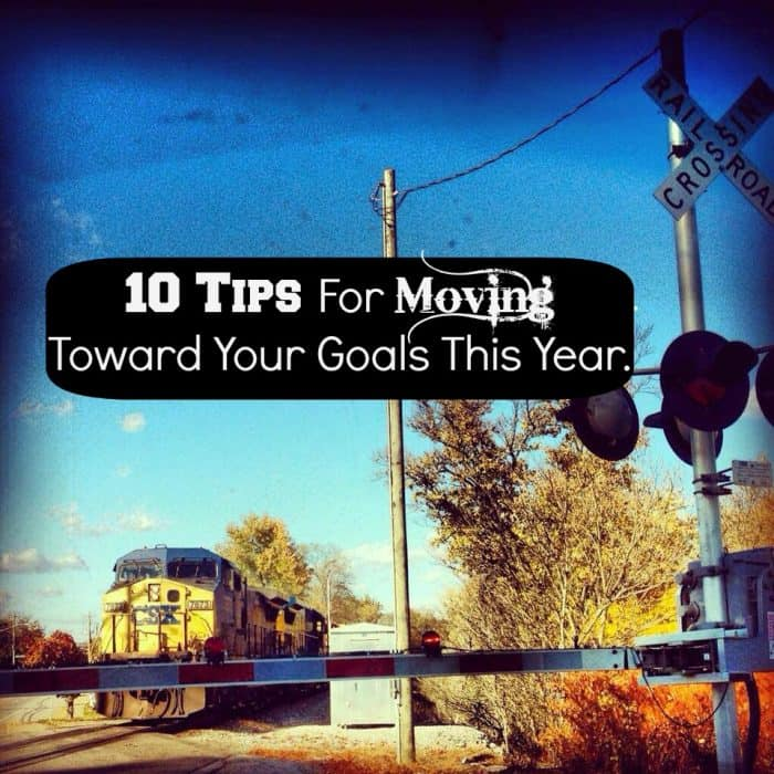 Move toward goals