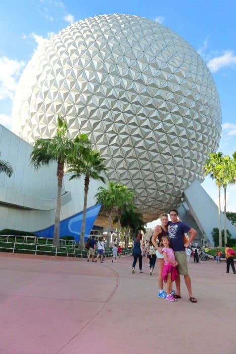 Epcot Disney World Orlando Florida