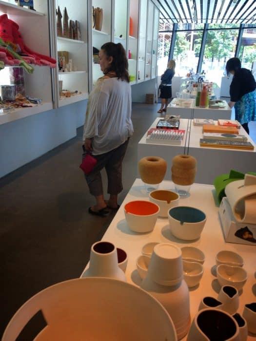 MOCA Museum of Contemporary Art in Cleveland Ohio