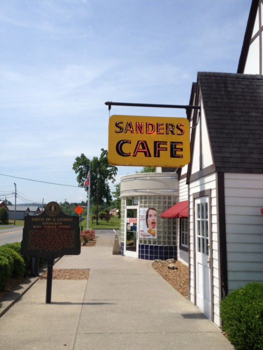 Harland Sanders Cafe and Museum