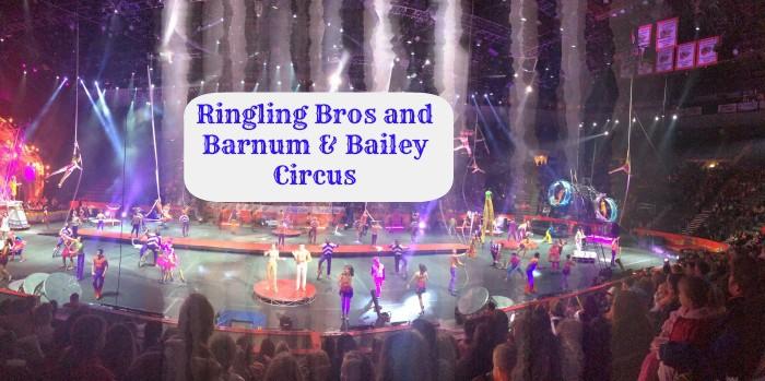 Ringling Bros and Barnum & Bailey Circus US Bank Arena