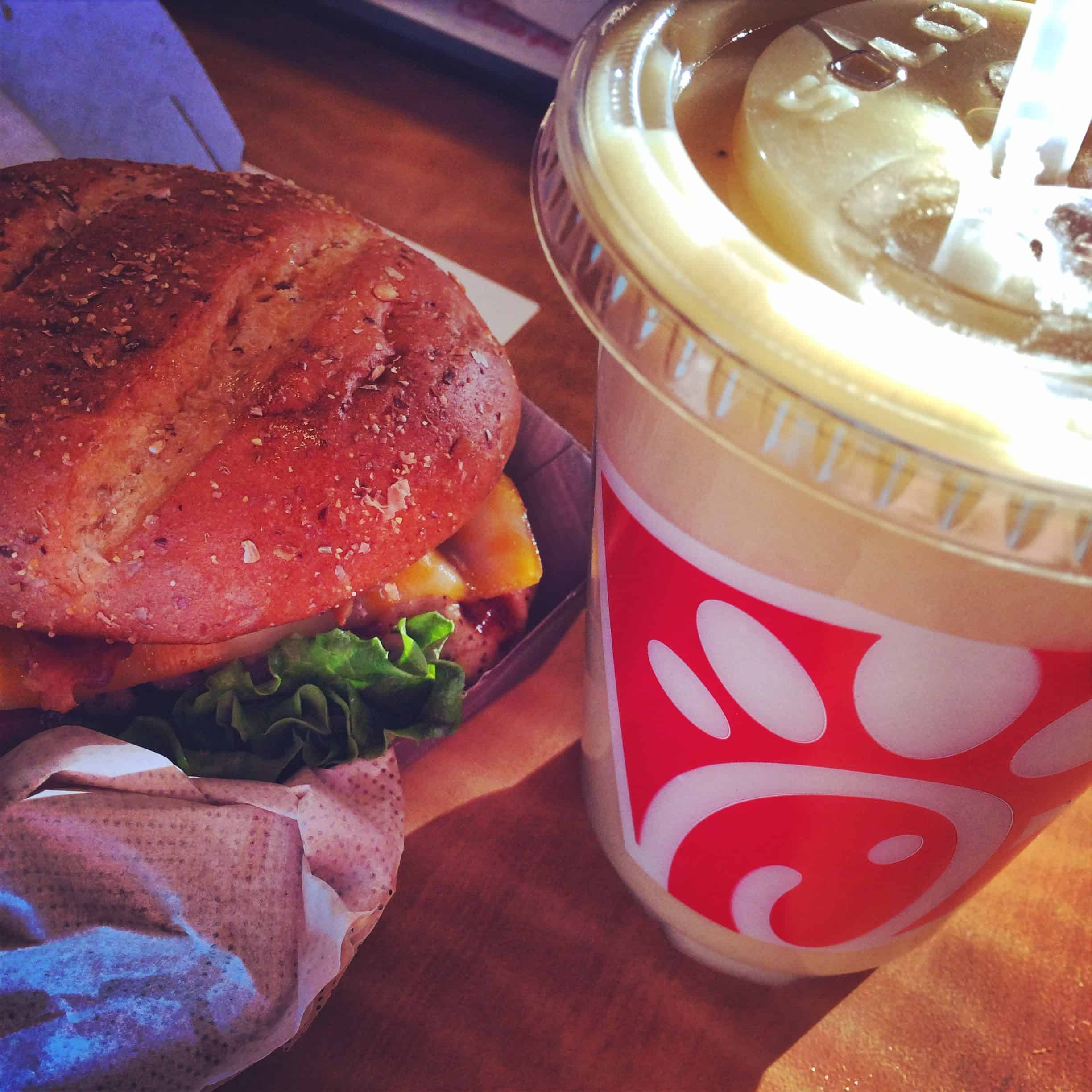 Chick-fil-A Healthier Menu Items