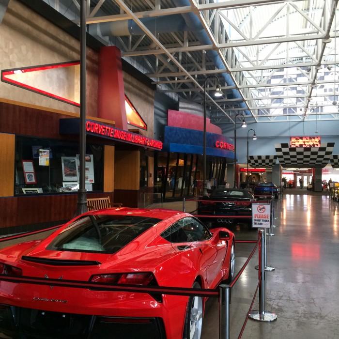 National Corvette Museum Bowling Green, Kentucky