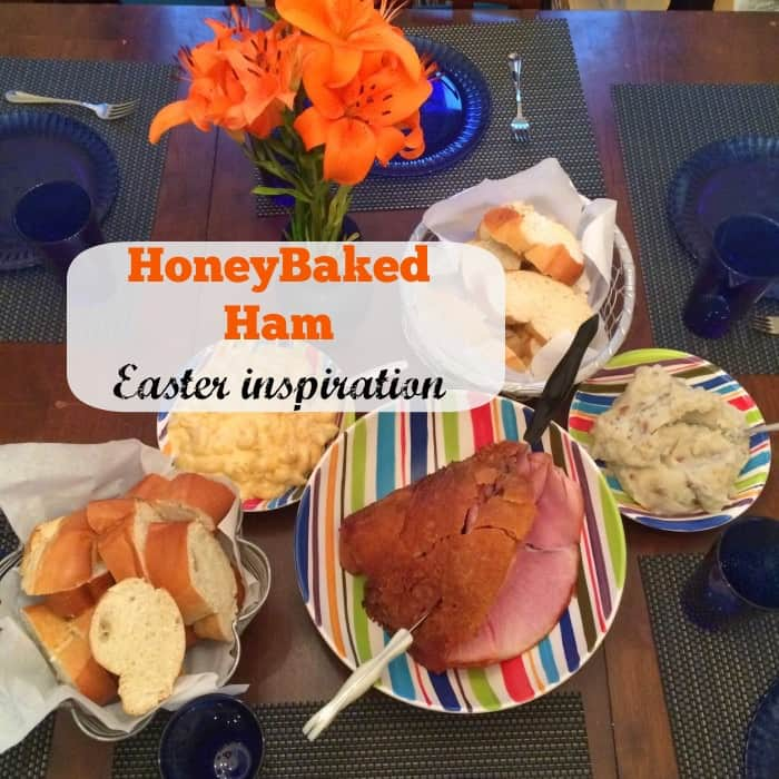 HoneyBaked Ham Easter Dinner Inspiration