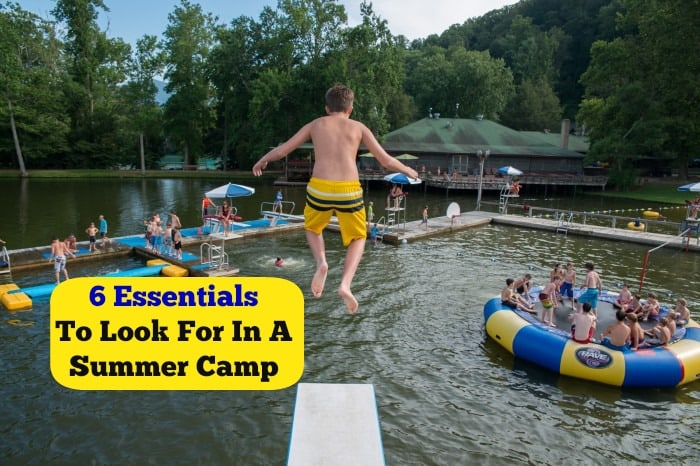 6 Essentials to look for in a Summer Camp