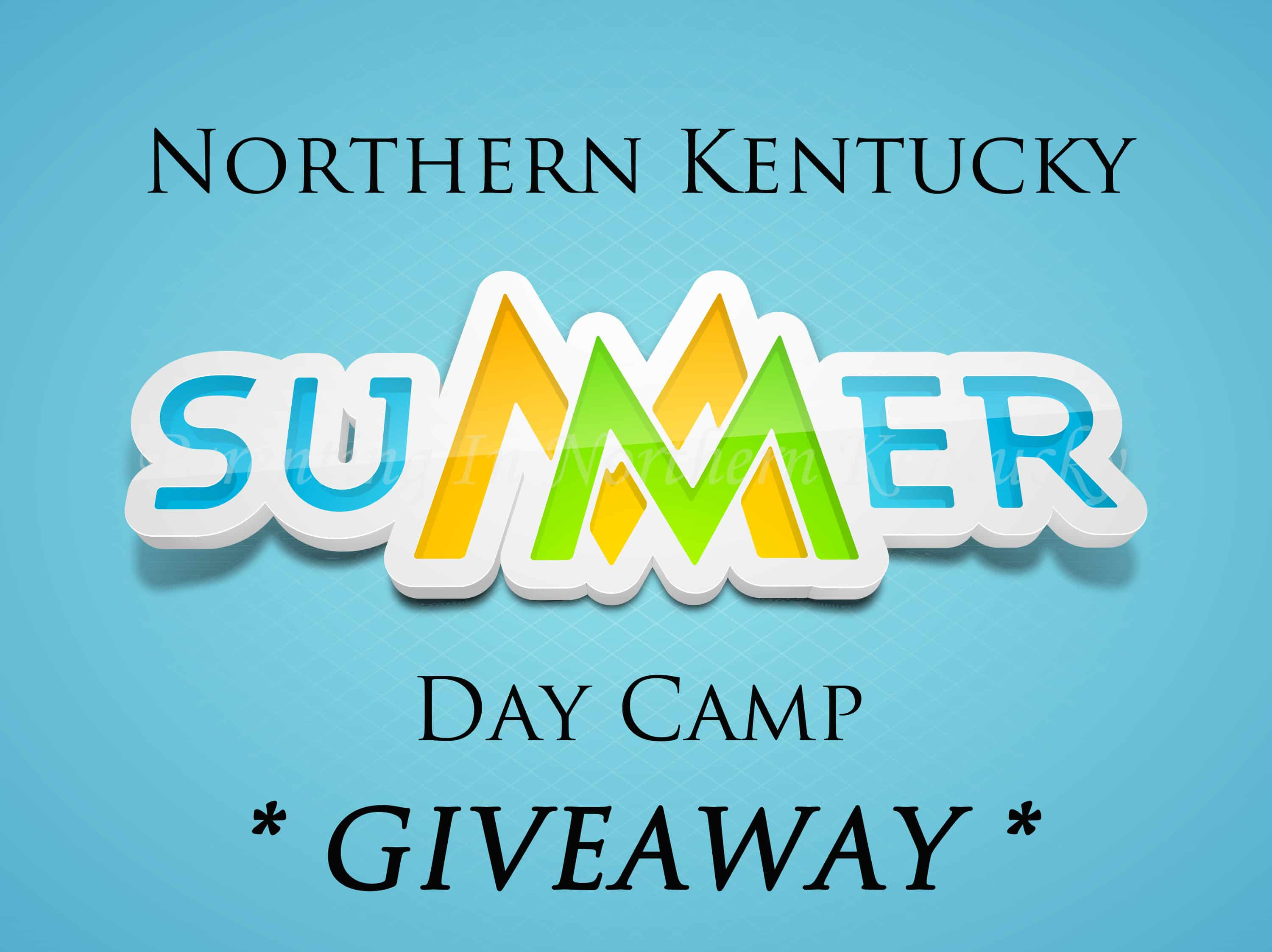 Northern Kentucky Summer Day Camp Giveaway