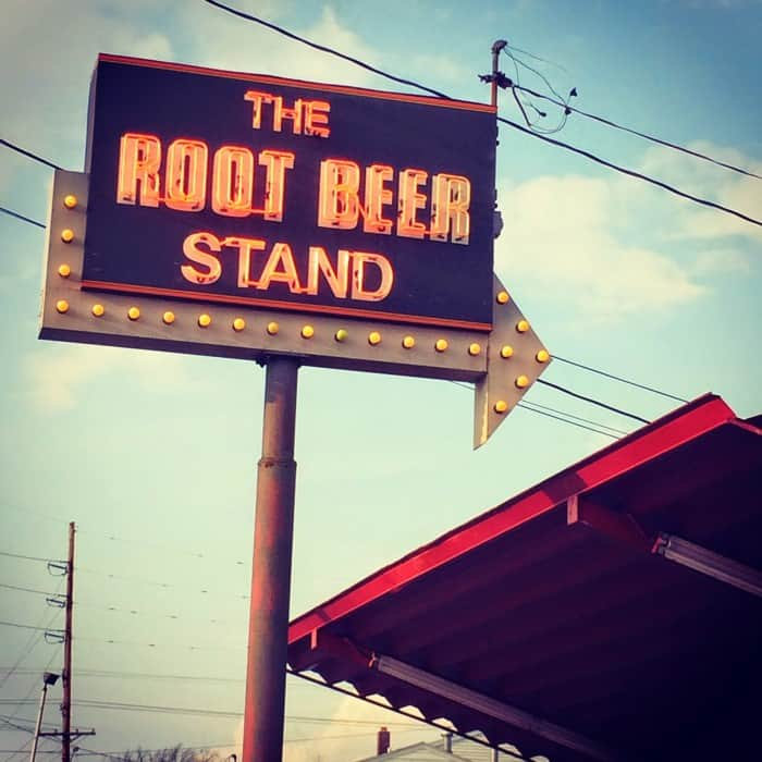 Staycation Cincinnati The Root Beer Stand