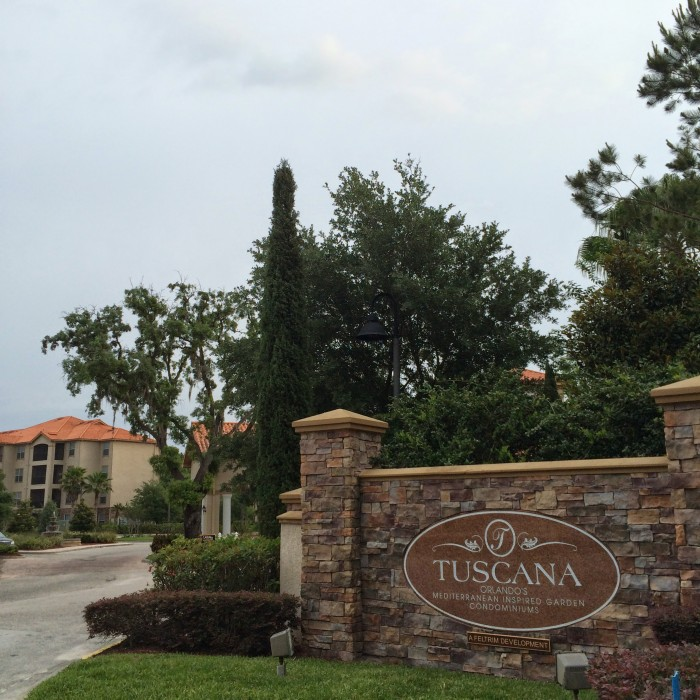 Tuscana Resort Orlando, Florida