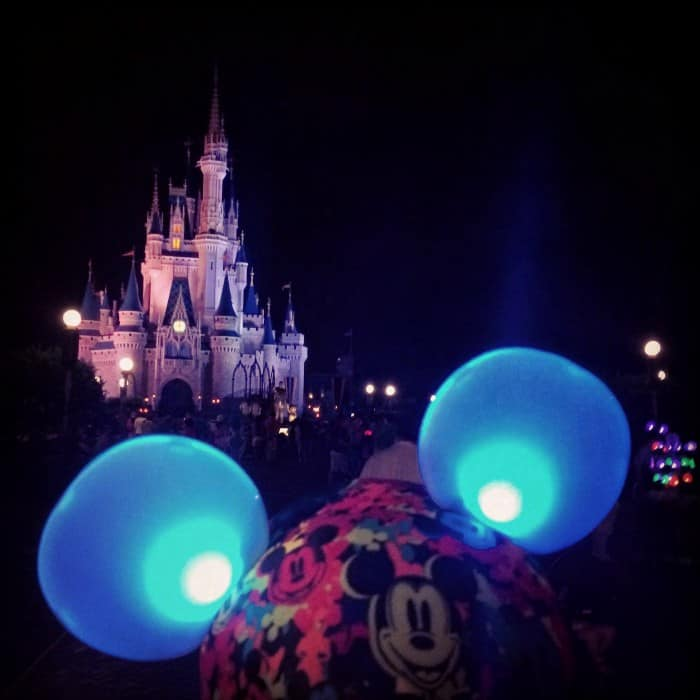 Magic Kingdom Walt Disney World Orlando