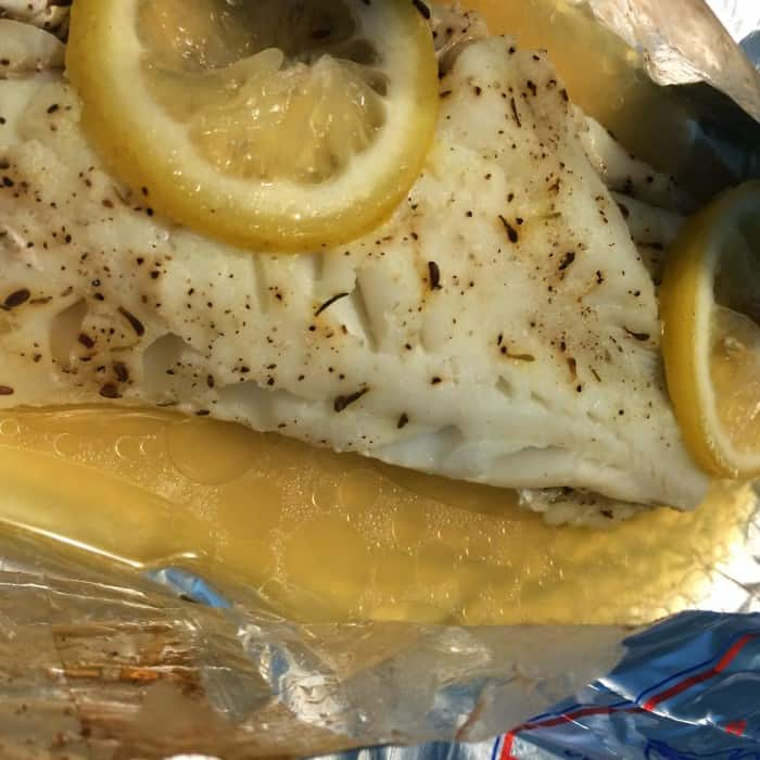 Easy for you Seafood from Kroger