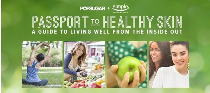 PASSPORT TO HEALTHY SKIN