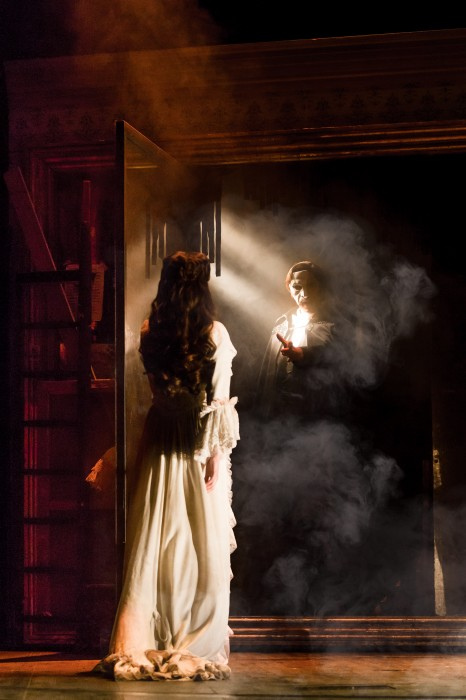 THE PHANTOM OF THE OPERA 2 - Julia Udine and Cooper Grodin - photo by Matthew Murphy-4839