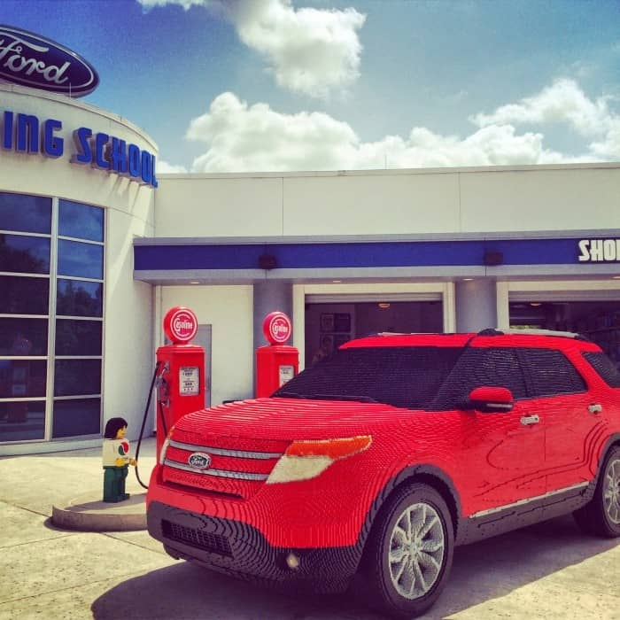 Ford Explorer LEGOLAND Florida