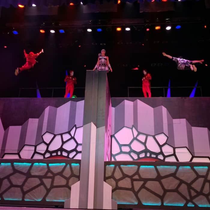 Cirque Imagine at Kings Island