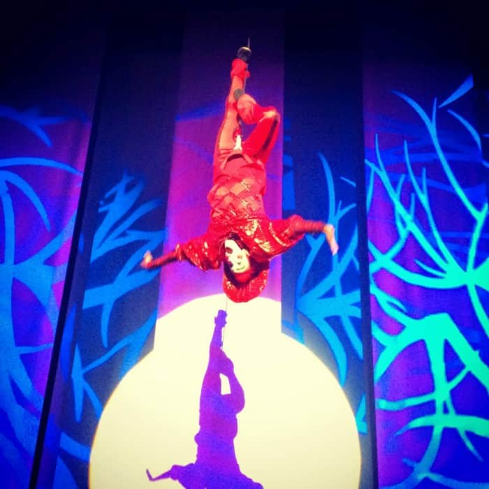 Cirque Imagine at Kings Island