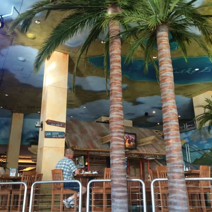 Jimmy Buffet's Margaritaville at Horseshoe Casino in Cincinnati