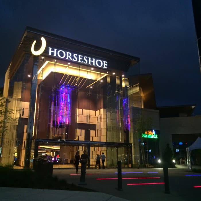 Horseshoe Casino in Cincinnati