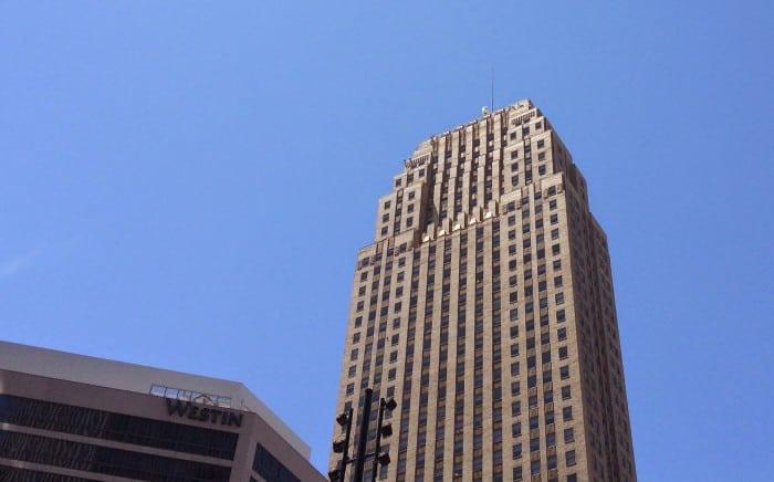 Carew Tower Observation Deck in Cincinnati