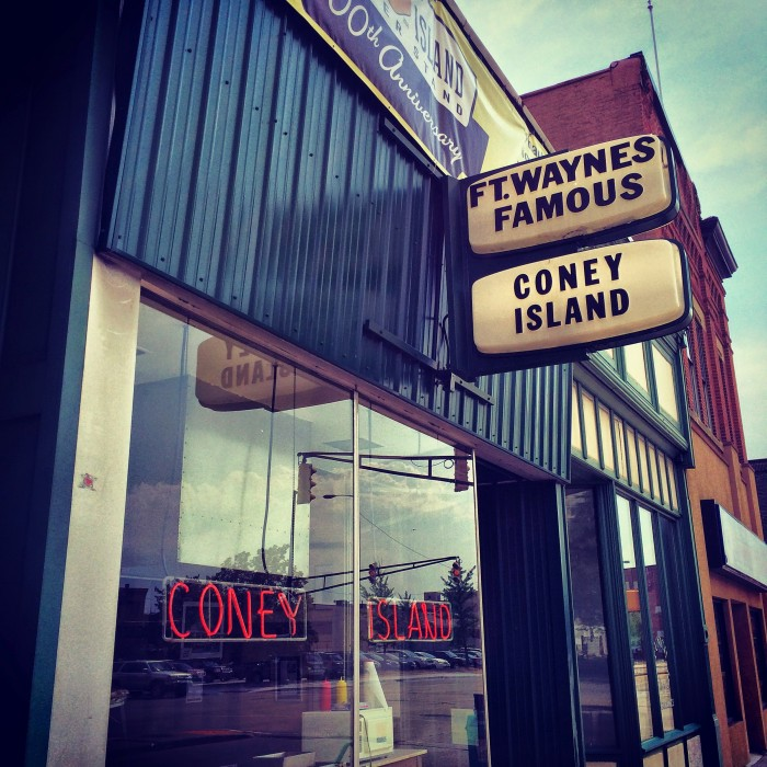 Fort Wayne's Famous Coney Island