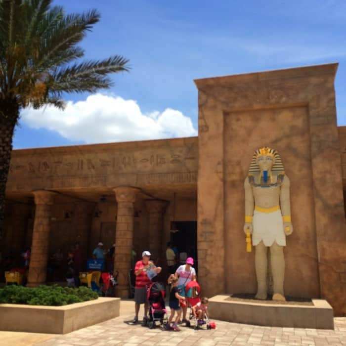 LEGOLAND Florida Egyptian