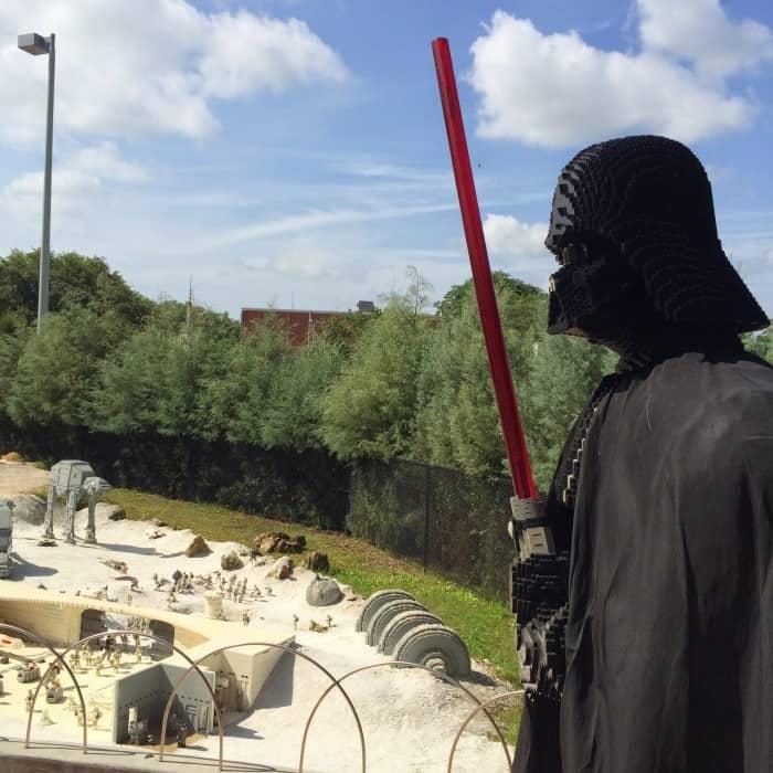 LEGOLAND Florida Star Wars