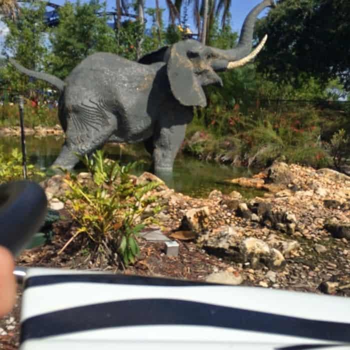 elephant LEGOLAND Florida