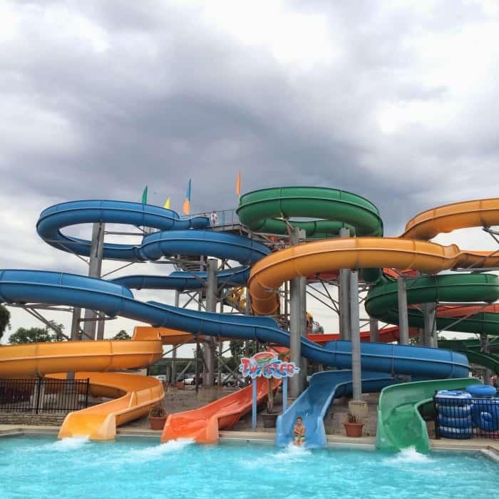 Sunlight Pool at Coney Island Amusement Park in Cincinnati, Ohio