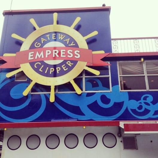 Gateway Clipper Cruise
