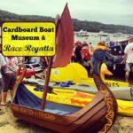 Cardboard Regetta Cover