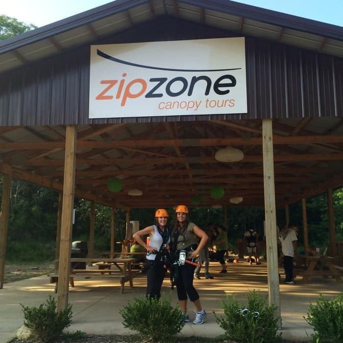 Zip Rush Tour at Zip Zone in Columbus