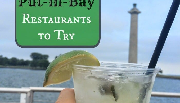 4 Put-in-Bay Restaurants to Try