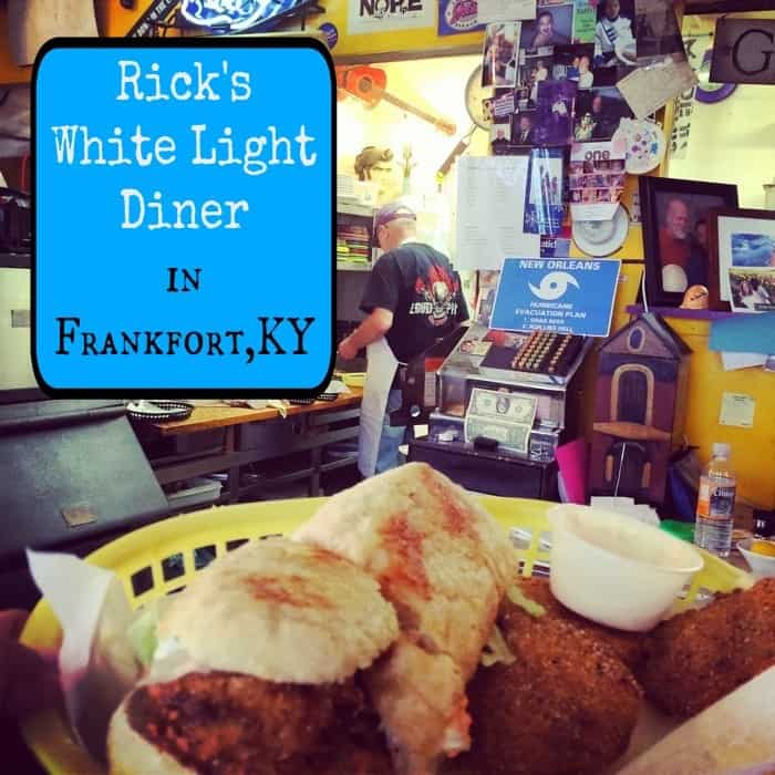 Rick's White Light Diner Cover1
