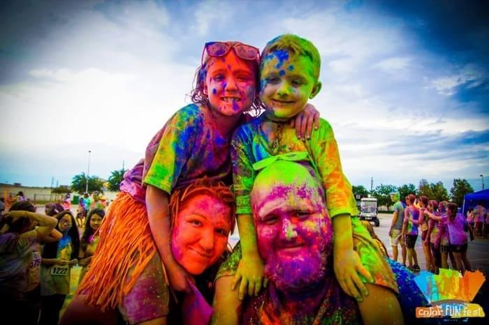 Color Fun fest fam pic w_logo