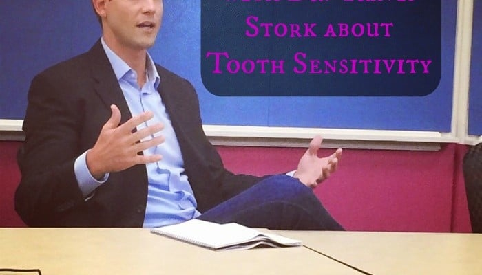 Q & A with Dr. Travis Stork about Sensitive Teeth